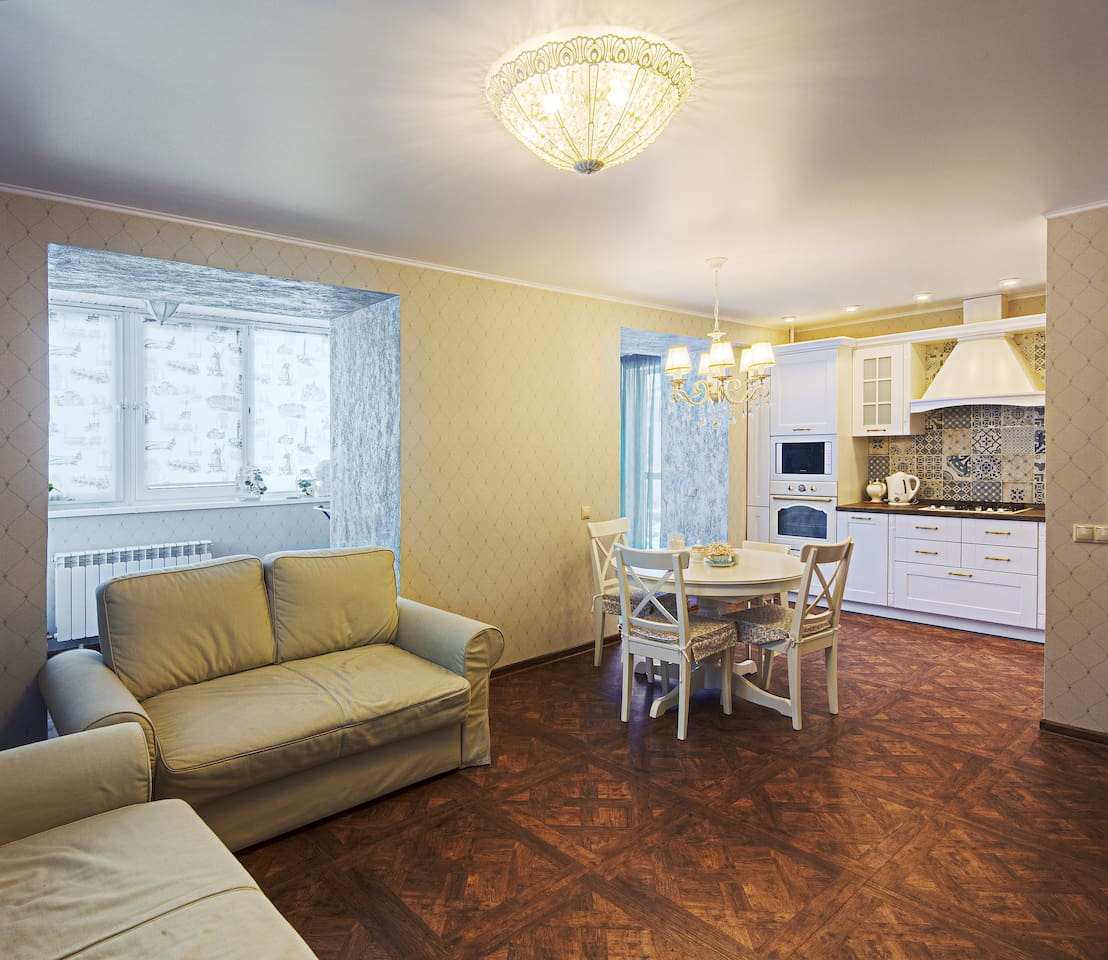 Family  apartment for FIFA 2018