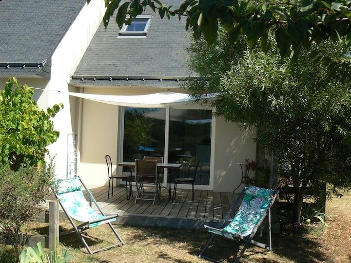 Maison de vacances Bretagne sud