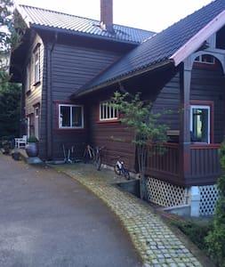 Tømmervilla Bekkestua - Bærum