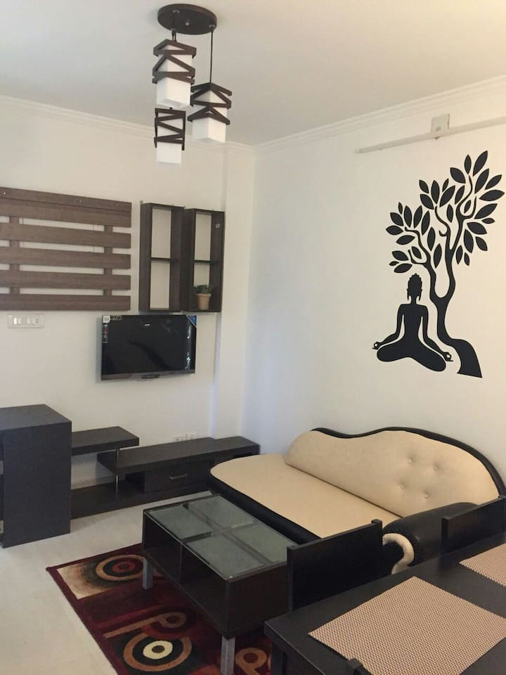 Apartment in Sanepa. Bajra & Sangrila Apartment