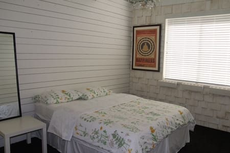 Cool White Guest Room - Mesquite