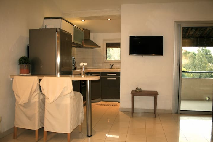 "Lovely apartment ""mazet"" - Ste Maxime (Riviera) 3*"