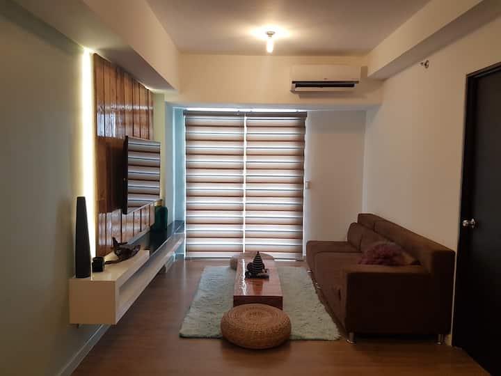1BR Fully furnished condo unit
