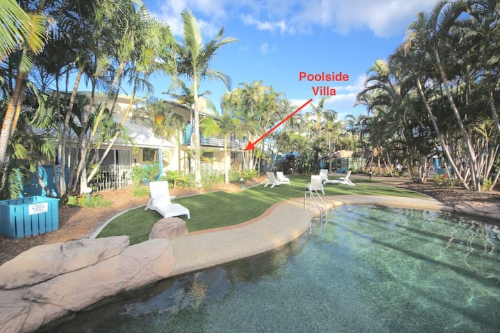 Premium Poolside Villa, Diamond Beach 39