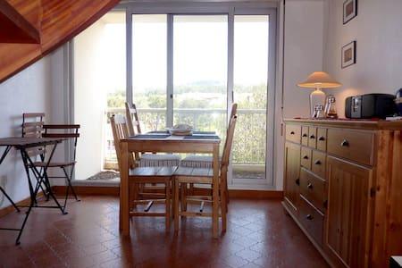 Appartement calme proche plage Pin Rolland - Saint-Mandrier-sur-Mer