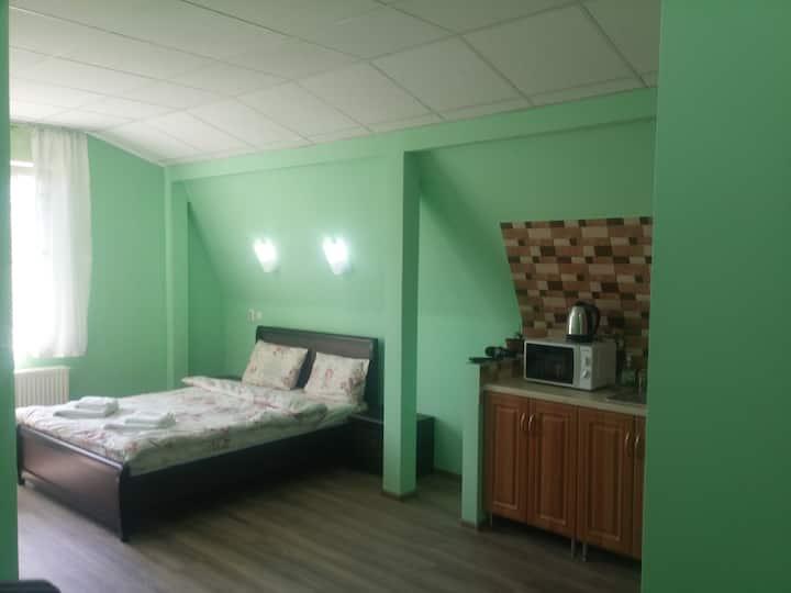 Квартира для семьи из 3 человек
