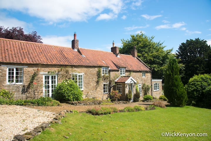 The Lodge Cottage, Hovingham, North Yorkshire - Hovingham - Huis