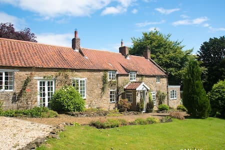 The Lodge Cottage - amazing gardens; dog friendly - Hovingham - Hus