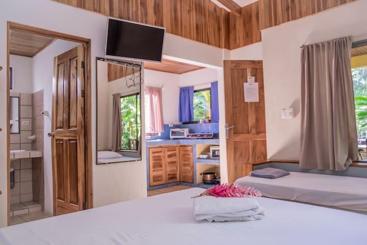 One Bedroom Bungalow, Pool & Garden view...