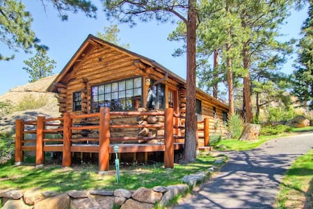Columbine Cabin - Estes Park cabin - Estes Park