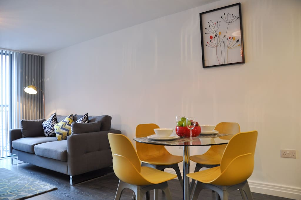 Two Bedroom Apartment - Dinning Area