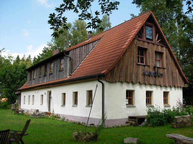 Entspannen in der Natur pur, Haus in Alleinlage