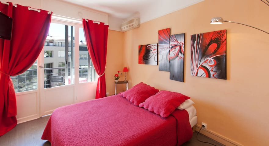Hotel Residence Bellevue Cannes - Cannes - Bed & Breakfast