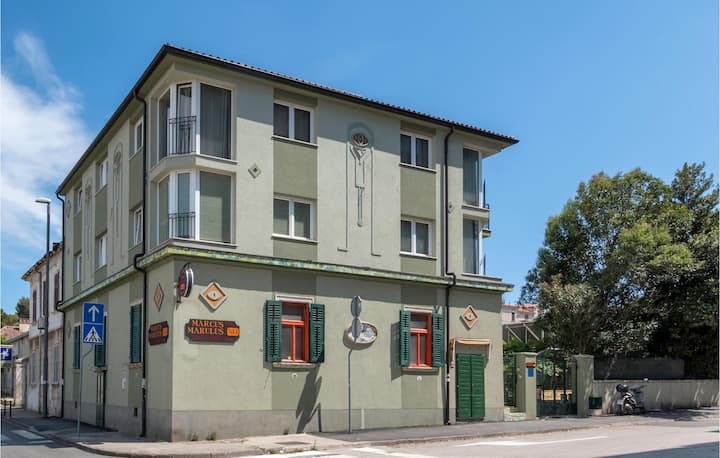 Awesome apartment in Pula with WiFi and 1 Bedrooms