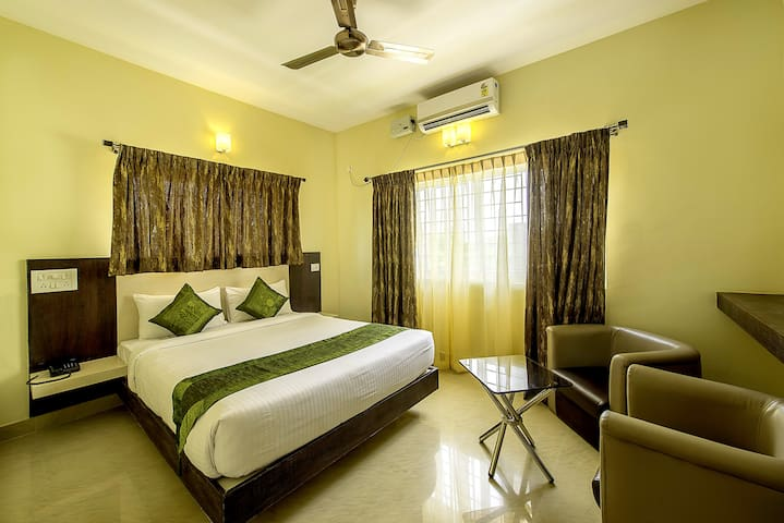 Spacious Stay @  HBR Layout, Bangalore