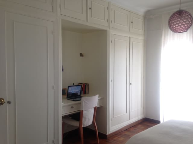 Nice room with private bathroom - Lugo - Wohnung