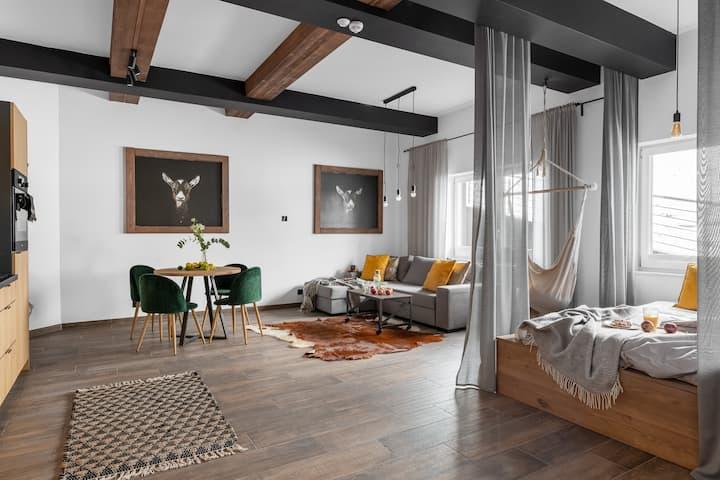 Aparthotel Narciarska 2 - Apartament 6-osobowy