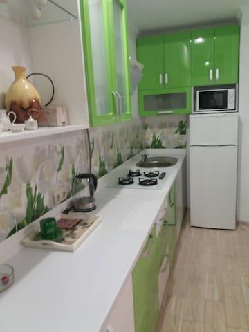 Апартаменты «Бомбоньерка»