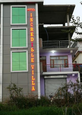 Hotel Incredible Villa - Dharamshala - Villa