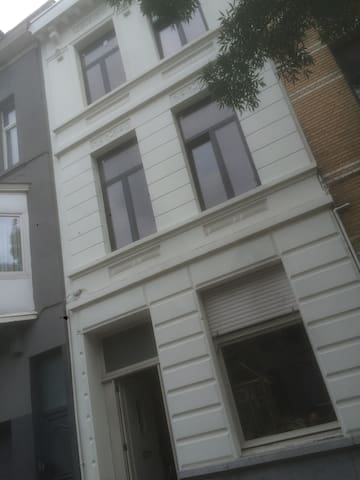 'tVooruitzicht - 安特衛普(Antwerp) - 獨棟