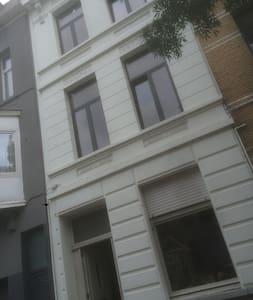 'tVooruitzicht - Antwerpen - Hus