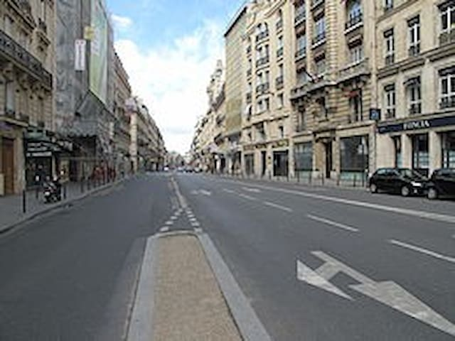 Chambre saint-lazare - Paris-9E-Arrondissement - Apartemen