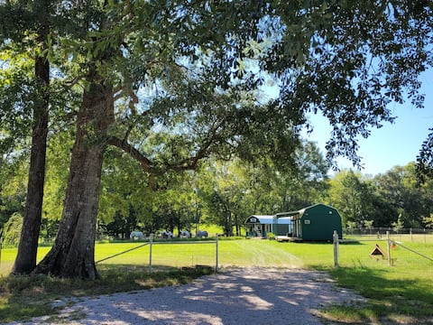 Rayburn's Southern Flair Ranch Retreat