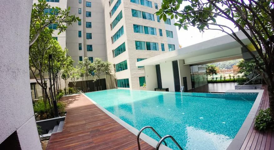 2 bedrooms Luxury Family Apartment - Kuala Lumpur - Apartament
