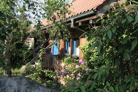 Gästewohnung in einem Holzhaus im Schwarzwald