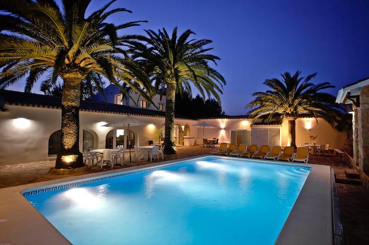 Rent your own resort