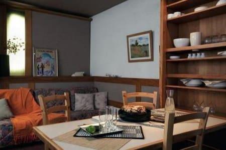 Studio 27 m2, 4 personnes tout équipé vue montagne - Saint-Bon-Tarentaise