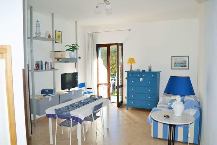 Sorrento Marine theme apartment