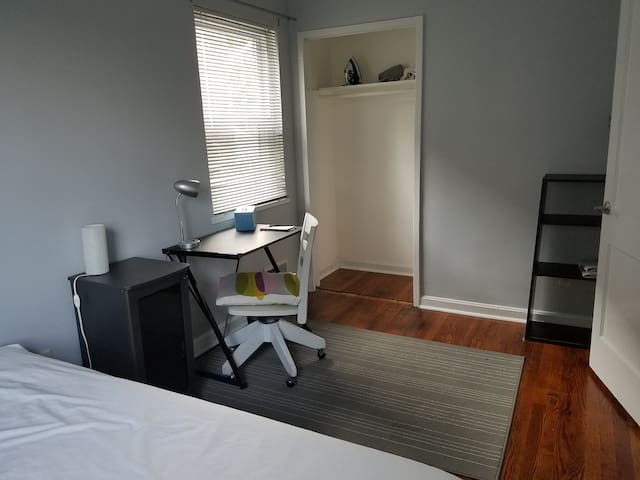Furnished Rm South of Takoma D.C.