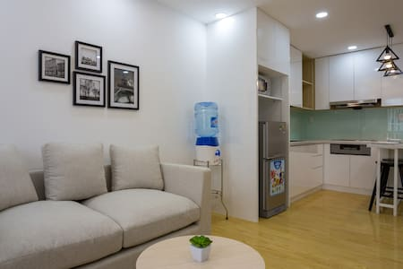 Neat Studio 5Mins to City Center - The Cabenet - Ho-Chi-Minh-Stadt - Wohnung