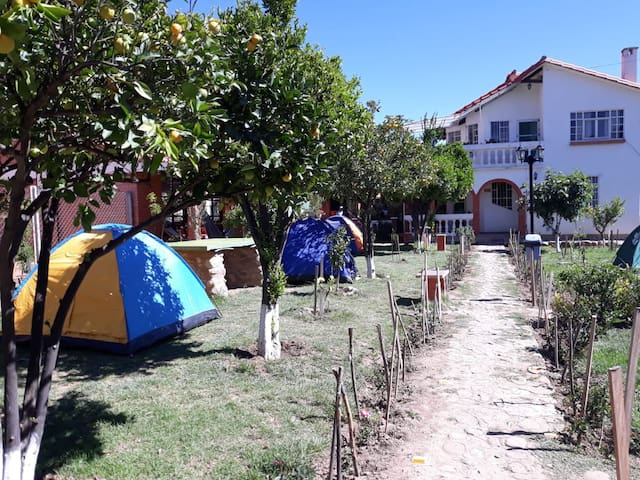 Cabaña El Rosedal