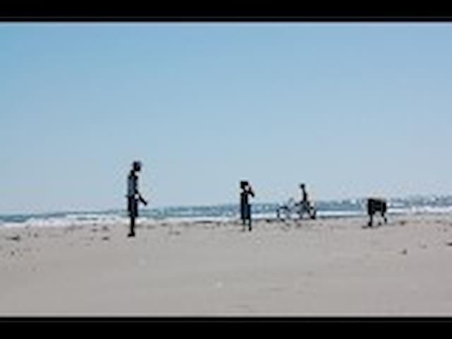 Bargain Beach Base With OCEAN VIEW!
