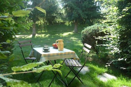 Le style cottage à 1,5 km du Chambon-sur-Lignon - Le Chambon-sur-Lignon - Kondominium