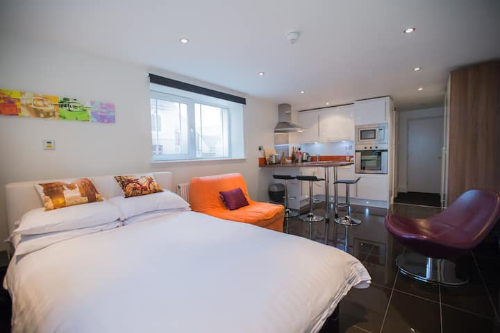 Westbeach One, Studio Apartment, Woolacombe Bay