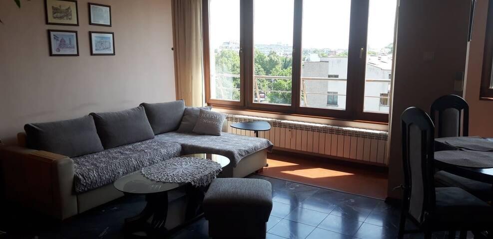 Veni Apartment, central location & great view