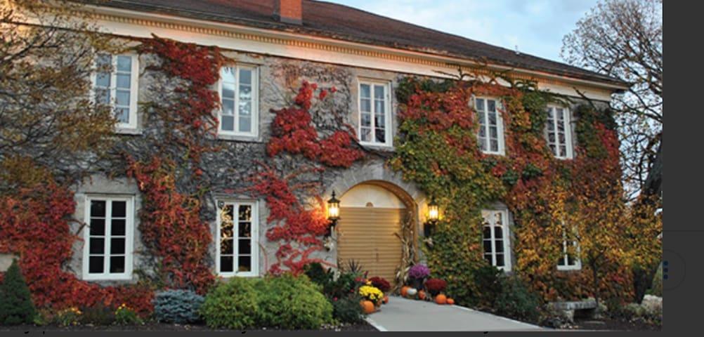 Nearby Wollersheim Winery