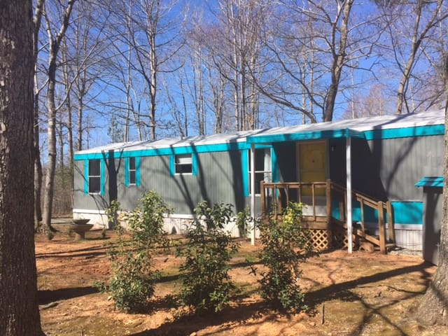 Woodsy Hideaway - Haw River - Pension