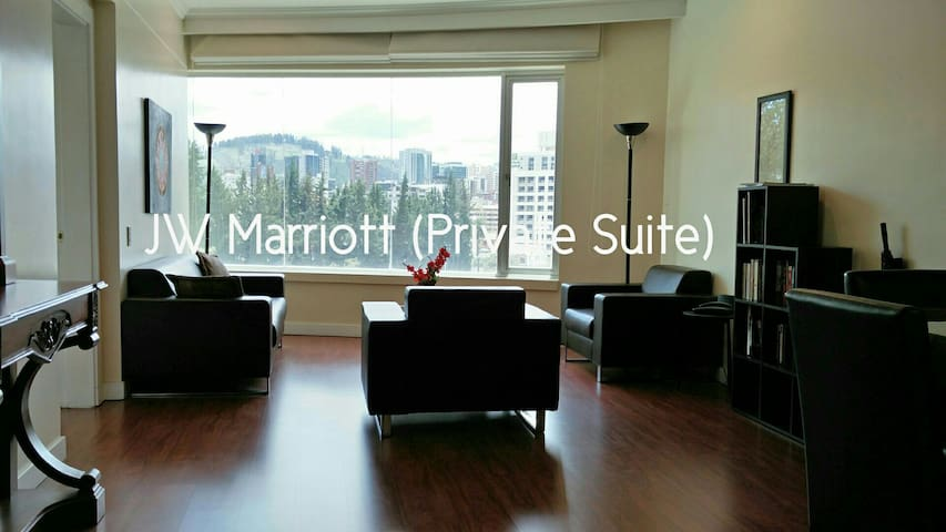 JW Marriott (Private Suite) - Quito - Daire