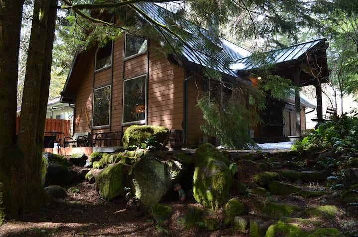 Mt Hood Zigzag Chalet Lovely, Pet-friendly, HotTub