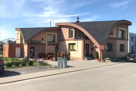 Korona panzió - Balog nad Ipľom, Slovensko