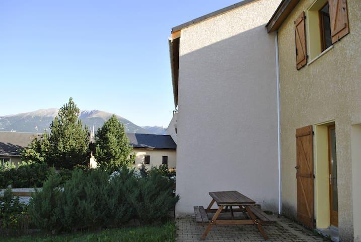 Maison de la Montagne - Bolquère - Vakantiewoning