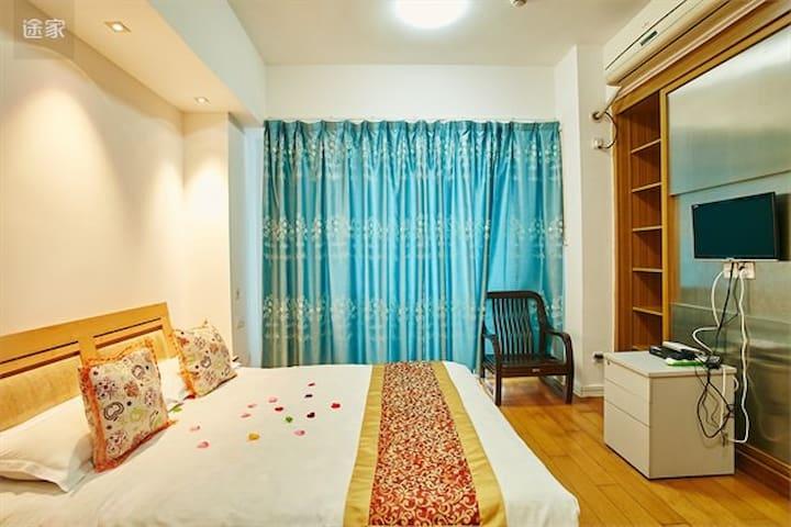 唯美公寓 所在地区: 南昌 - Nanchang - Selveierleilighet