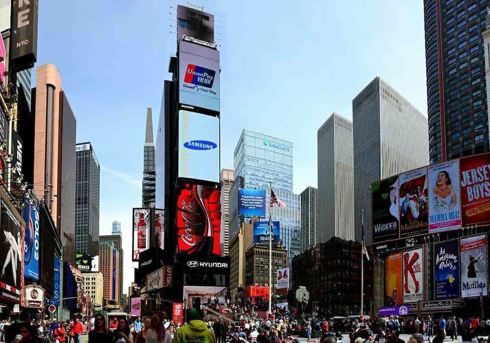 Appartamenti New York Times Square