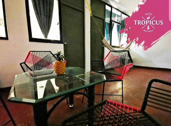 Tropicus 7 (Zona Romántica)