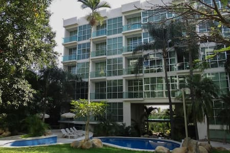 Suite with spectacular City view!!! - Cuernavaca - Loft