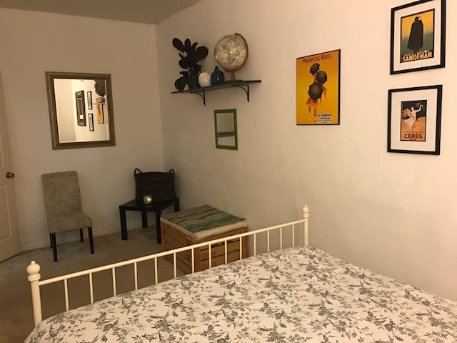Cozy Room in Garden Level Apartment - Σαν Φρανσίσκο